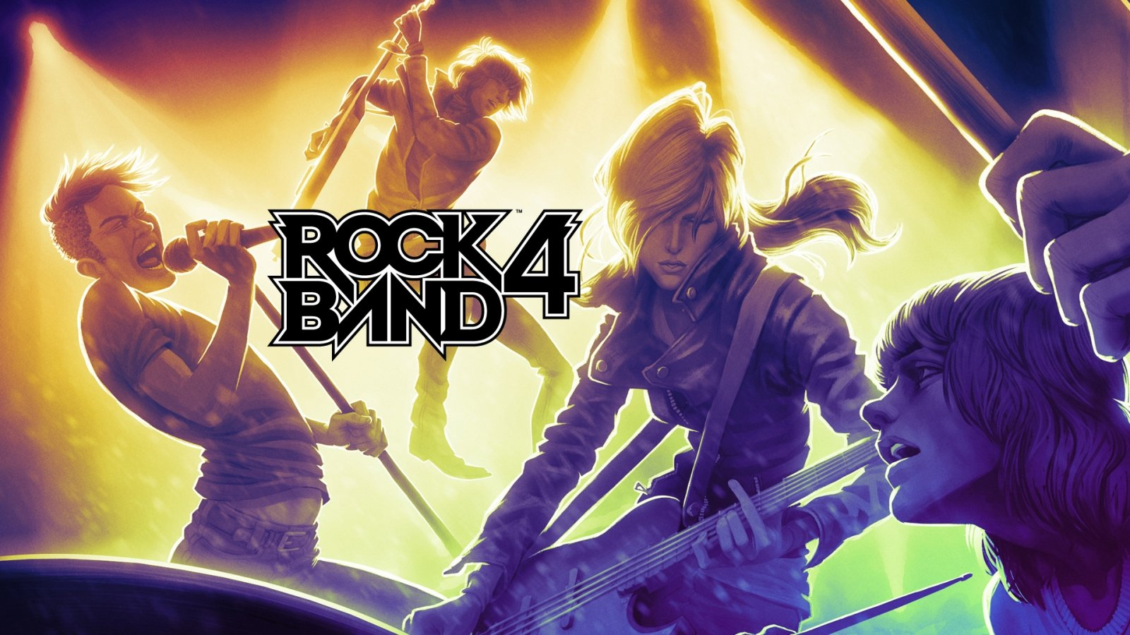 Mad Catz Rock Band 4